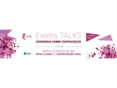 Exeltis Talks – Conversas sobre Contraceção 17 Junho 2020
