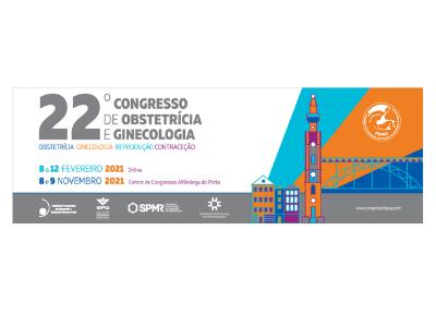 22º Congresso de Obstetrícia e Ginecologia8-12 Fevereiro Online
